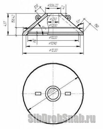Конусная дробилка ксд-1200 производства уралмаш устройство дробилки ксд-2200