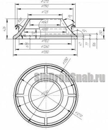 Ксд-1200 чертеж щековая дробилка в Люберцы