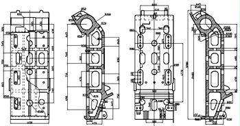 Дробилка смд-111 чертеж ремонт дробильного оборудования в Саратов